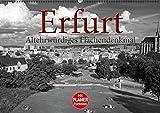 Erfurt - altehrwürdiges Flächendenkmal (Wandkalender 2016 DIN A2 quer): Erfurt - größtes Flächendenkmal Deutschlands mit mittelalterlichem Flair und ... 14 Seiten ) (CALVENDO Orte) - k.A. Flori0