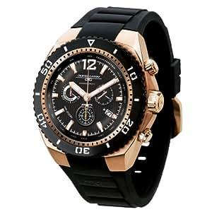 Jorg Gray Herren-Armbanduhr XL Divers Chronograph Silikon JG9700-23