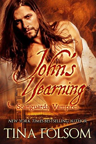 John's Yearning (Scanguards Vampires Book 12)