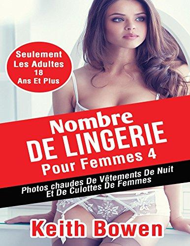 Nombre De Lingerie Pour Femmes 4 par Keith Bowen