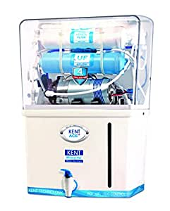 KENT Ace Plus 7-Litres Mineral RO Water Purifier (White and Blue)