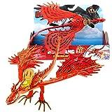 Spin Master Dragón Garfios | Juego de Acción | DreamWorks Dragons | Hookfang