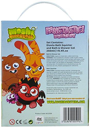 Image of Moshi Monsters Fantastic Bath Fun Set