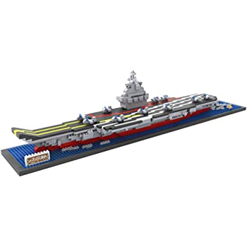 Loz Creative Super Large Rms Titanic Aircraft Carrier Models
