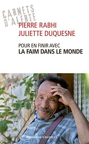 Pour en finir avec la faim dans le monde par From Presses du Châtelet