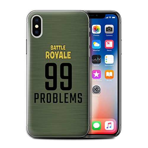 STUFF4Phone Case/Cover/Skin/IP-CC/FN Battle Royale Collection 99 Pro
