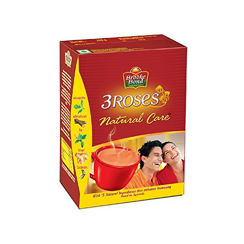 3 Roses Natural Care Tea, 100g