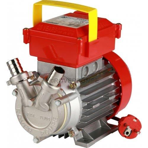 Rover pompe Novax B 20 Umfüll-Elektropumpe, für heiße Flüssigkeiten und Bier, maximal 95° C (Heiße Flüssigkeiten)