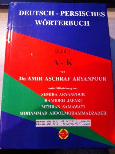 Deutsch-Persisches Wörterbuch A - K/L - Z