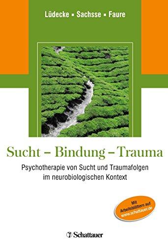 Sucht - Bindung - Trauma: Psychotherapie von Sucht und Traumafolgen im neurobiologischen Kontext Arbeitsblätter online