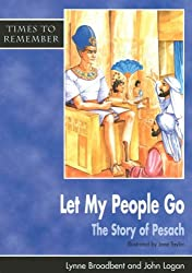 Let My People Go - Pupil Book: A Story for Passover: Pupils' Book (Times to Remember)