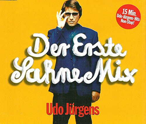 Udo Jürgens Hits nonstop gemischt (CD Single Udo Juergens, 2 Tracks) (New Single York)