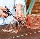 Cuivre Limace,Copper Mesh,for Mouse Rat Rodent Control,...