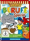 Berufe Special: Als Lokomotivführer/ Als Tierarzt - Benjamin Blümchen