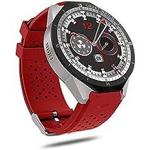 Navigatee Reloj Inteligente KINGWEAR KW88 Pro - 3G Android 7.0 Cámara de GPS Gigabit Quad-