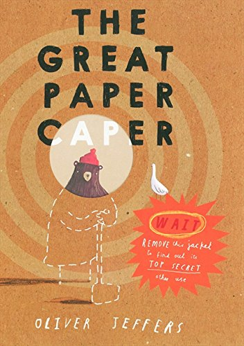 The Great Paper Caper por Oliver Jeffers