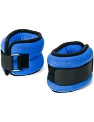 Pair de Poids pour Chevilles et Poignets - Bracelets Lestés