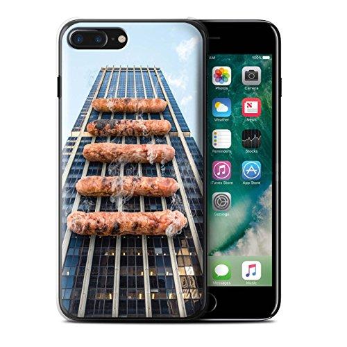 Stuff4 Hülle / Case für Apple iPhone 7 Plus / König Koala Muster / Unten Unter Kollektion Grill/BBQ