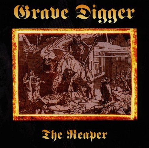 Reaper by Grave Digger (1993-11-02)