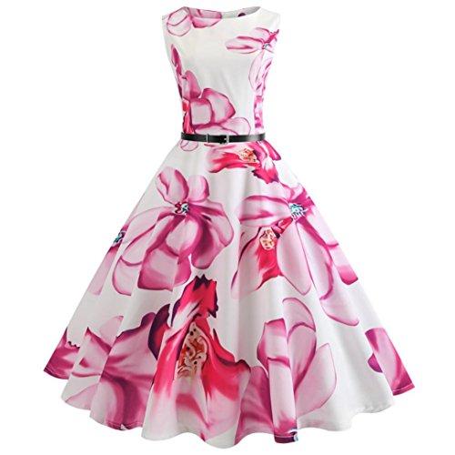 MRULIC Hochzeitskleid Dresses Bridesmaid Feiertagskostüm Beautiful Feiertagskleid Evening Festival...