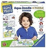 Aqua Doodle® Puzzle Heimische Tiere: Ab 30 Monaten (ministeps Spiele)