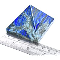 Pyramid - Lapis Lazuli Gemstone 2-2.5 Inch Chakra Balancing Reiki Healing preisvergleich bei billige-tabletten.eu