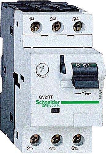 Schneider Electric GV2RT21 Tesys Disyuntor Magneto Térmico 17…23 A, Conexión por Tornillo