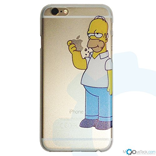 coque-rigide-transparente-simpson-homer-pour-iphone-6