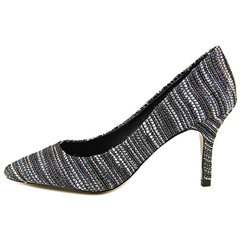 Sole Society Cahya Synthétique Talons Multi Silver