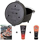 Camp Chef Dutch Oven 12 Deluxe Starter Set