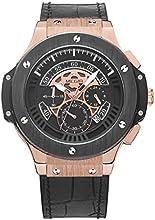 Megir de Cronógrafo de reloj de hombres de famosos marcas de reloj de Ejército de deportes de muñeco de muñeco de reloj de pulsera