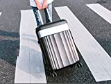 WFL Valigetta valigia da uomo con ruote universali da 24 pollici,C,CENTIMETRO