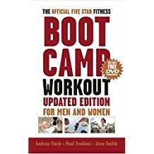 The Official Five-Star Fitness Boot Camp Workout, Updated Edition: For Men and Women (Official Five Star Fitness Guides) by Andrew Flach (2007-05-29)