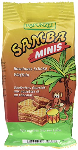 Rapunzel Samba Minis Bio, 100 g