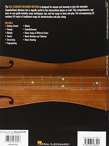 Hal Leonard Dulcimer Method-Music Book and CD