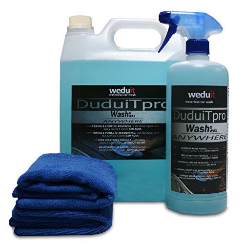 wasserloses-wash-wachs-duduitpro-5l-1l-2mikrofaser