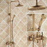 Duscharmaturen - Antike Duschsystem Keramisches Ventil