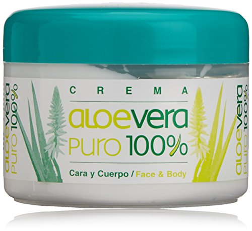 Bionatural Canarias Aloe Vera puro 100% Body / Face Creme 250 ml