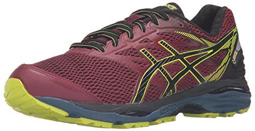 Asics Gel-Cumulus 18 G-TX Hombre US 9 Burdeos Zapato para Correr