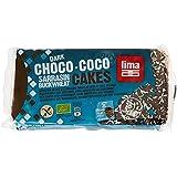 Lima Bio Galettes de Riz Sarrasin Chocolat Noir Coco 90 g