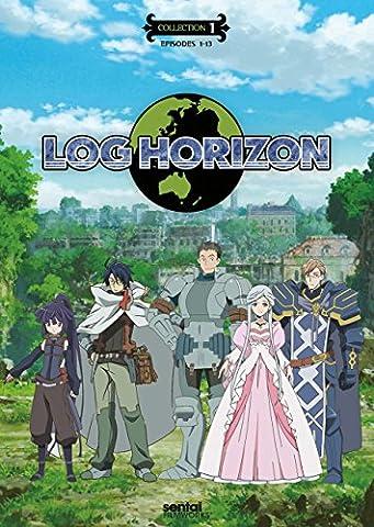 Log Horizon: Collection 1 [DVD] [Region 1] [US Import] [NTSC]