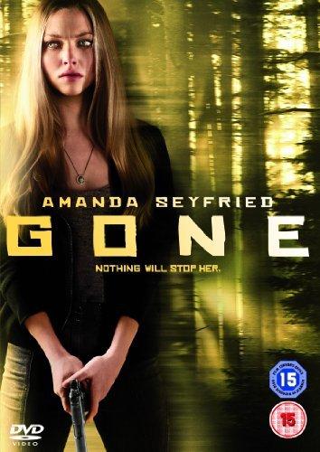 Gone [DVD] by Amanda Seyfried