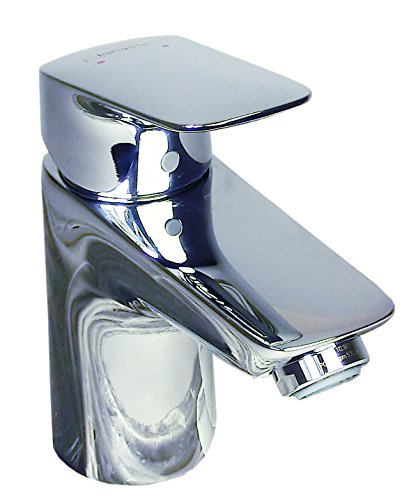 Price comparison product image Hansgrohe Logis 70 – 71070000 Basin Mixer with Pop-up Waste