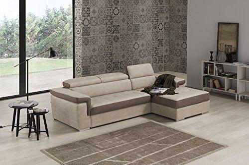 Nuovarredo divano angolare mark destro