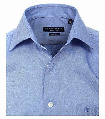 Michaelax-Fashion-Trade -  Camicia classiche  - Basic - Classico  - Maniche lunghe  - Uomo Blau (13)