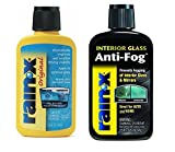 #8: Rain-X Orignial Glass Water Repellant Treatment 103 Ml & Rain-X Anti Fog 103 Ml
