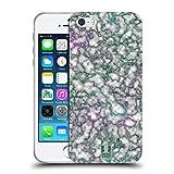 Head Case Designs Jade Adern Schimmerndes Marmor Soft Gel Hülle für iPhone 5 iPhone 5s iPhone SE