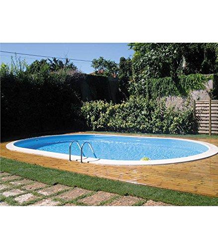 Gre kpeov7359–Pool oval interrata Dim: 730x 375h 150