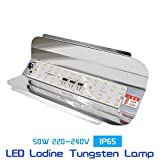 #6: Citra Led Flood Light 50W Ip65 Waterproof 220V 240V Iodine Tungsten Lamp The Latest Portable Replace Wall Lamp Outdoor Light