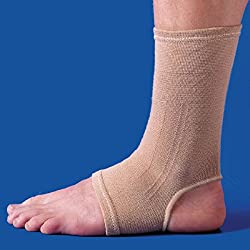 Rolyn Prest Thermoskin Elastic Ankle Support Size: Medium: Ankle Circumferenece: 8,-10,